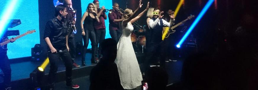 Avaliação banda para casamento e eventos